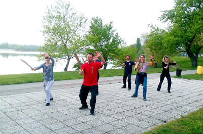 Tai Chi Group Lesson
