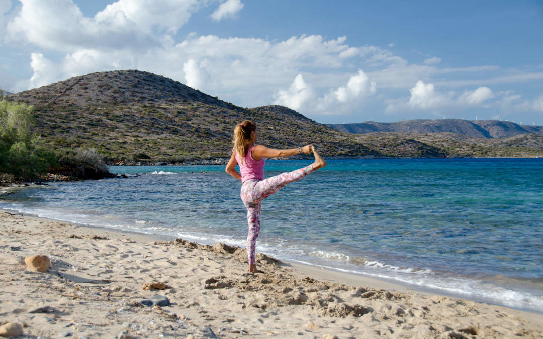 Healing Power of Yoga Therapy